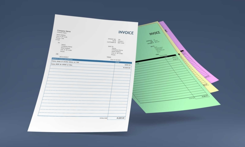invoice-mockup